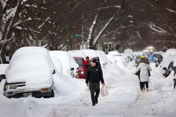 US Snow Storm UPDATE: 'Very Dangerous Wind Chills' Could Happen Hours From Now