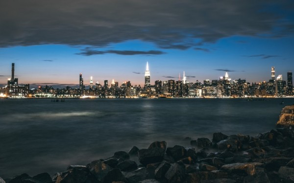 East River, New York, NY, USA