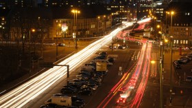 Urban Traffic As Cities Debate Emissions And Future Of Cars