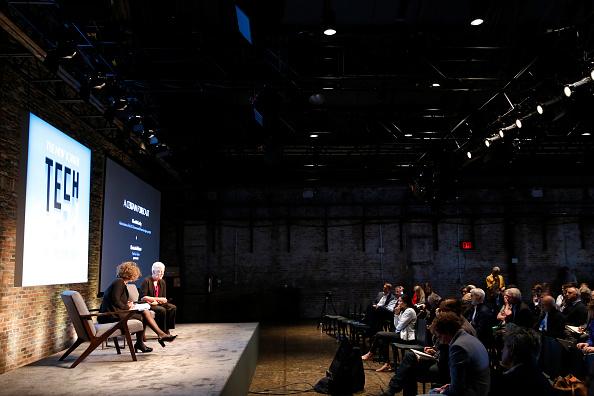 New Yorker staff writer Elizabeth Kolbert and Former EPA Administrator Gina McCarthy