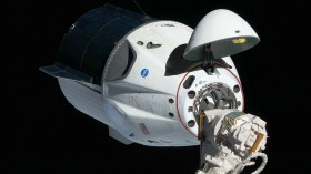 SpaceX Splashdown Officially Confirmed