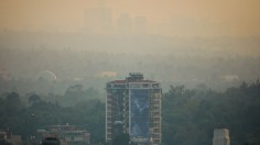 Mexico City Faces High Levels Of Air Pollution