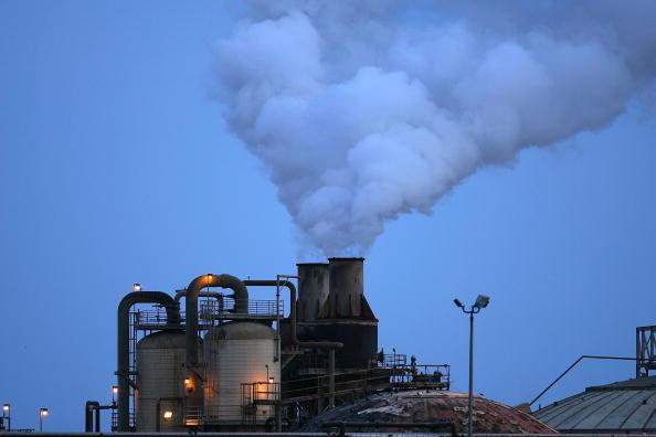 Geothermal energy plant
