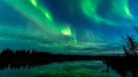 Lights in Canada
