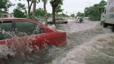 Heavy Rains Flood Miami