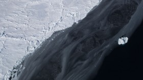 NASA's Operation IceBridge Studies Ice Loss In Antarctica
