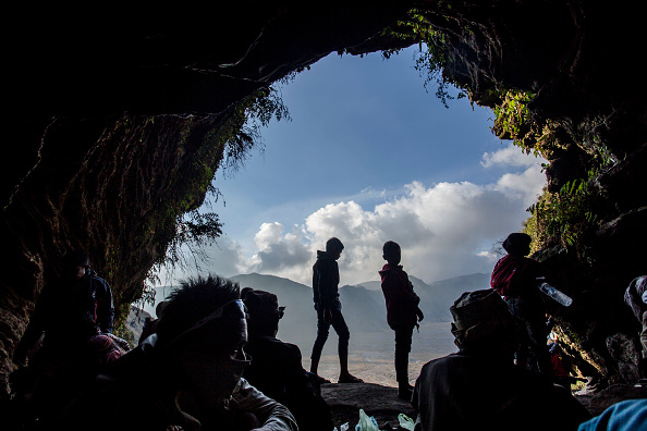 Indonesian Cave