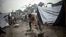 Death Toll Rises In Uttar Pradesh Refugee Camps Following Religious Clashes