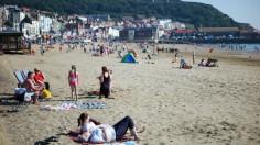 Bank Holiday Monday Sunshine In The UK