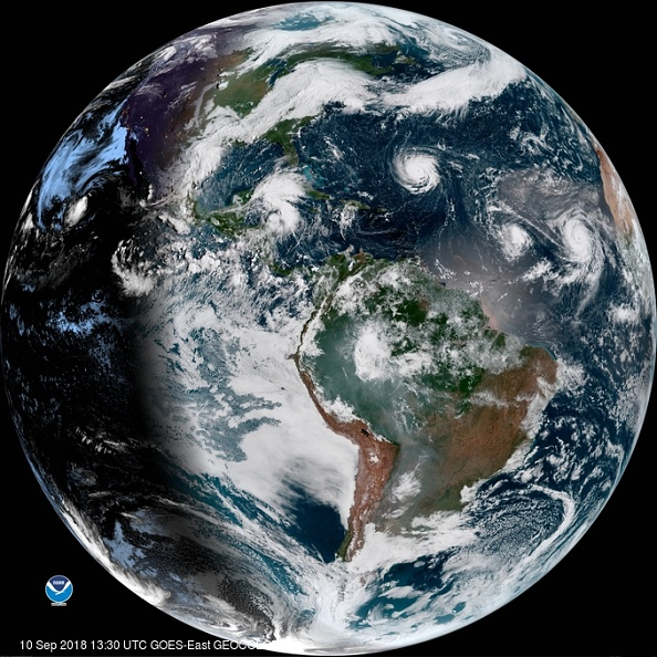 WMO forecasts more frequent Atlantic hurricane for the coming 5 years