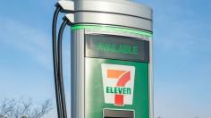 7-Eleven EV Charging Station