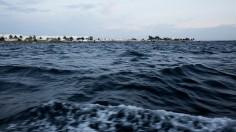 Rise in sea level