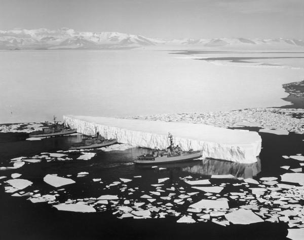 Navy Icebreakers