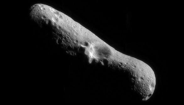 NEAR Space Probe to Land on Asteroid Eros