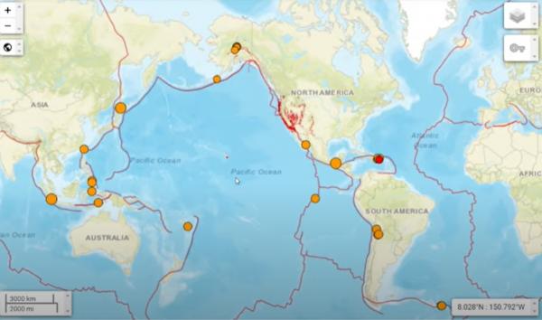 Powerful 6.7 Magnitude Earthquake Strikes New Zealand: Is a Tsunami Warning Imminent?