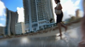 Florida Coast Line At Greatest Risk Of Rising Sea Level
