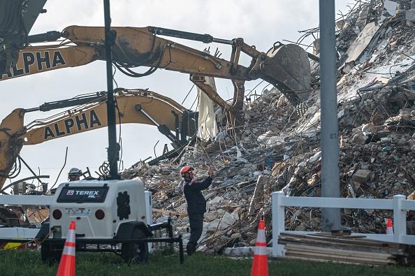 Florida Collapsed Condo