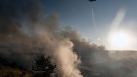 Cyprus Fire