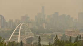 Smoke from B.C. wildfires