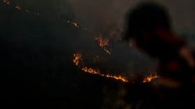 PORTUGAL-WILDFIRES