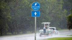 Floridians Prepare For Tropical Storm Elsa