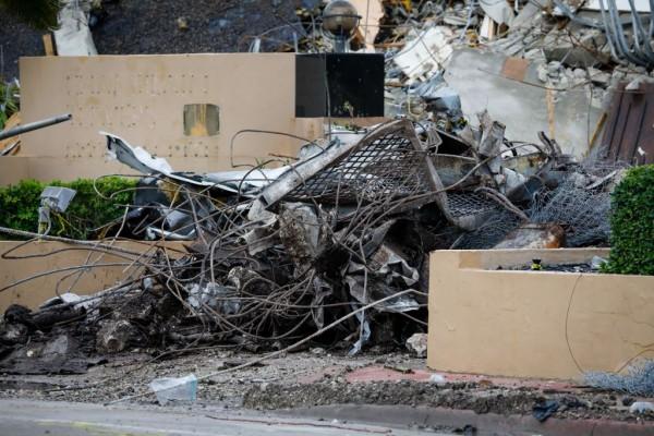 US-COLLAPSE-CONSTRUCTION-ACCIDENT Hurricane