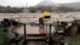 West Coast Storms Cause Arizona Flooding