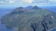Pagan Volcano