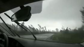 Tourists Capture Terrifying Footage of Tornado in Belarus