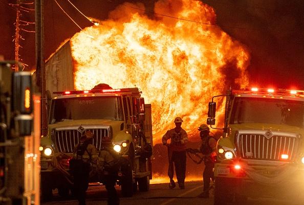 Dixie fire consumes home Greenville, California