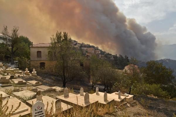 ALGERIA-FIRE