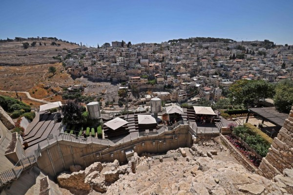 ISRAEL-HISTORY-HERITAGE-ARCHAEOLOGY