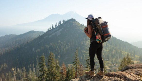 Hiking Closely as One Mile Away Can Disturb Wildlife