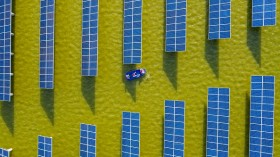 Solar panels could be contributing to the burden of metal pollution on human health
