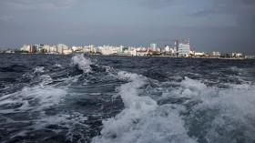 Rise in sea levels
