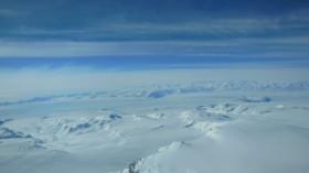 Antarctica's ice sheet