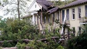 Effect of Hurricanes Ida