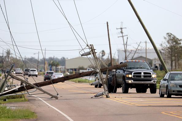 Effect of Hurricane Ida