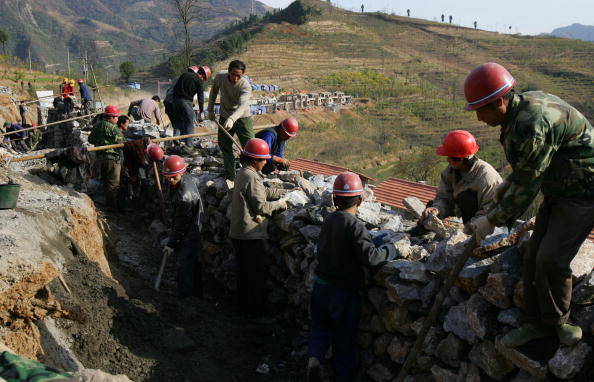 China deals with aftermath of earthquake
