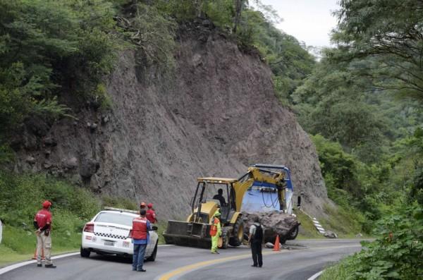MEXICO-EARTHQUAKE-AFTERMATH