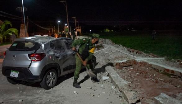 Magnitude 7.1 Earthquake Hits Acapulco