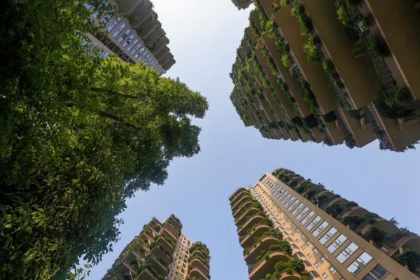 CHINA-CHENGDU-ENVIRONMENT-CLIMATE-CITIES