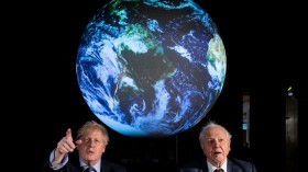 Boris Johnson Launches UN Climate Change Conference To Be Held Later This Year