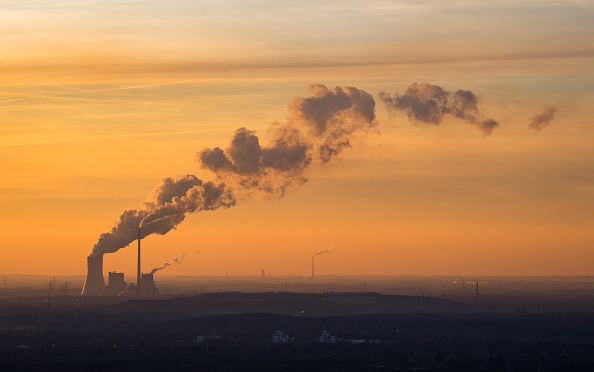 Impacts of climate change: Greenhouse gases