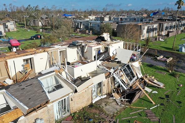 Hurricane effect