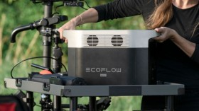 DELTA Max: EcoFlow Released Latest Portable Power Station Capable of Storing up to 6,048 WH