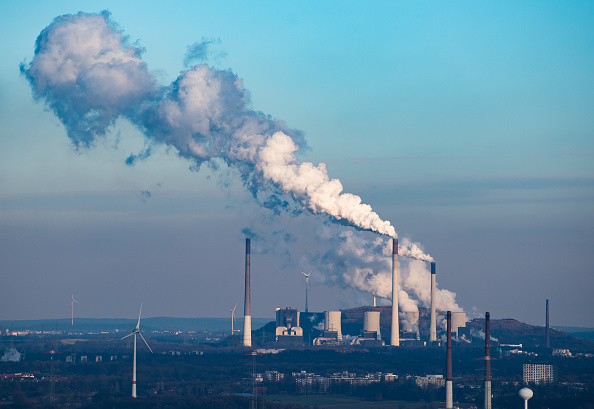 IEA Predicted That by 2050, Carbon Emission Will Decrease by Just 40%