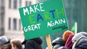 Pupils Strike For Climate Change