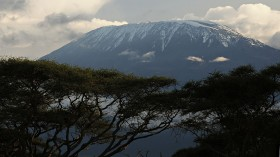 Africa's highest mountain, Mt. Kilimanja