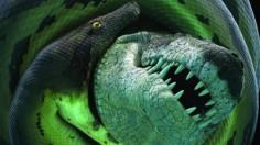 ancient crocodilian species named Anthracosuchus balrogus